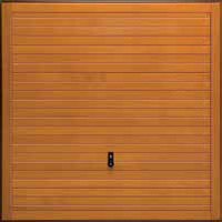 Hormann Series 2000 timber up and over garage doors Style 2109 Mallory